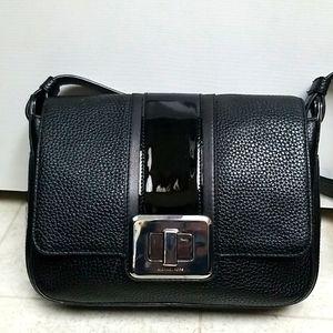 MICHAEL KORS thick pebbled leather shoulder bag